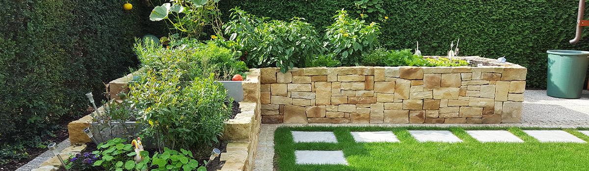 Ablauf Gartengestaltung Header